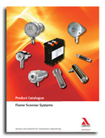 Product Catalogue Flame Scanner Systems