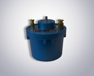 Electric actuator ATEX / IECEx for combustion plants